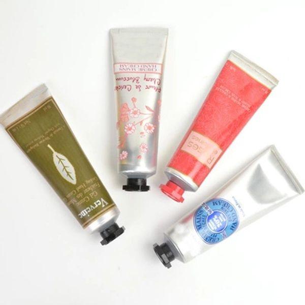 best selling LOVELIER HAND CREAM Kit 6 x 30 ml Shea Butter Pivoine Flora Hand Cream Roses et Reines