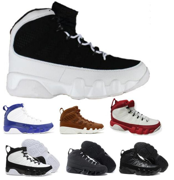 the latest 60ac5 1cedc Cheap Hot Retro 9 Basketball Shoes Sneakers Men Women Blue Air Retros 9s Ix  Authentic Og Space Jam Man Tennis Homme Spirit Doernbecher Shoe Sneakers ...