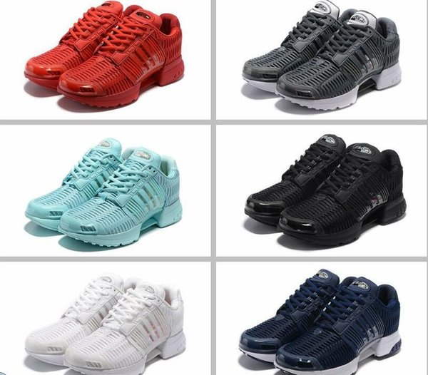 huge selection of 4dd53 9b986 Cheap Update Climacool 1 New Boost Pink Green Grey Blue Black White Running  Sports Shoes Kanye West 350 V2 Usa Size 5.5 10 Wholesale Sneaker Sports ...