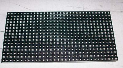 10 pièces smd Module d'affichage RVB polychrome intérieur PH5 longueur 32 largeur 16 cm LED panneau d'affichage vidéo mobile panneau de signalisation numérique
