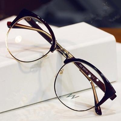 Compre Al Por Mayor 2016 Marca De Diseño Eyewear Gafas Marcos Para ...