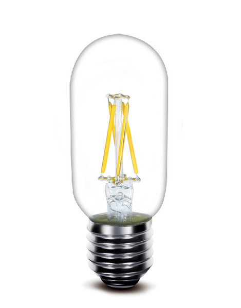 best selling 2017 New led filament bulb T45 2w 4W 110lm w directly factory wholesale low price high quality led fialment lamp