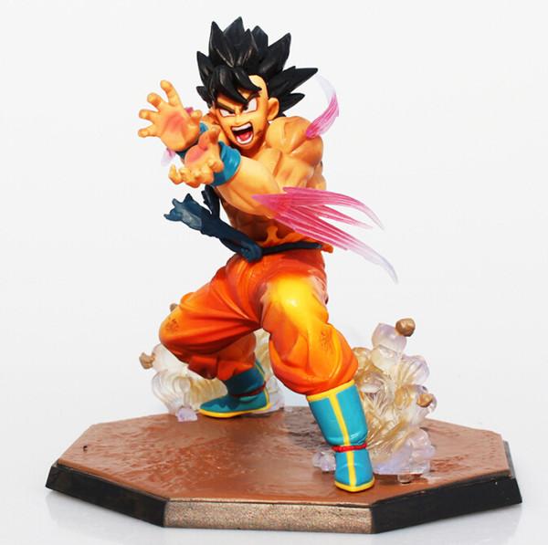 Figuarts ZERO Dragon Ball Z Son Gokou NO.20 PVC Action Figure Collectible Model Toy Doll 13cm Free shipping
