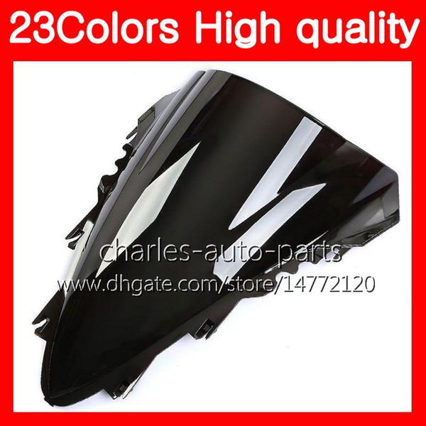 100%New Motorcycle Windscreen For YAMAHA YZF-1000 YZFR1 07 08 YZF R1 YZF 1000 YZF1000 YZF-R1 2007 2008 Chrome Black Clear Smoke Windshield