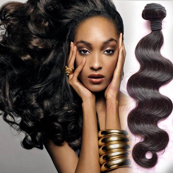 60%OFF Indian Peruvian Malaysian Cambodian Original Brazilian Hair Weft Unprocessed Brazilian Body Wave Wavy Virgin Human Hair Weave Bundles