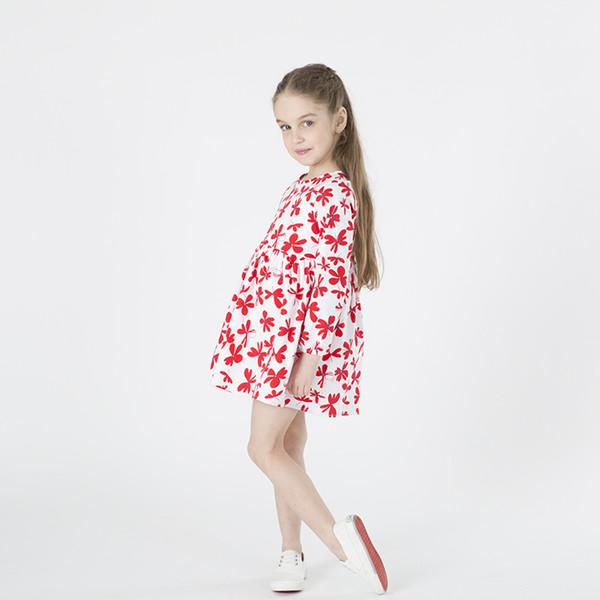 Online Cheap Winter Children Clothes Fashion Girl\'S Dress Princess ...