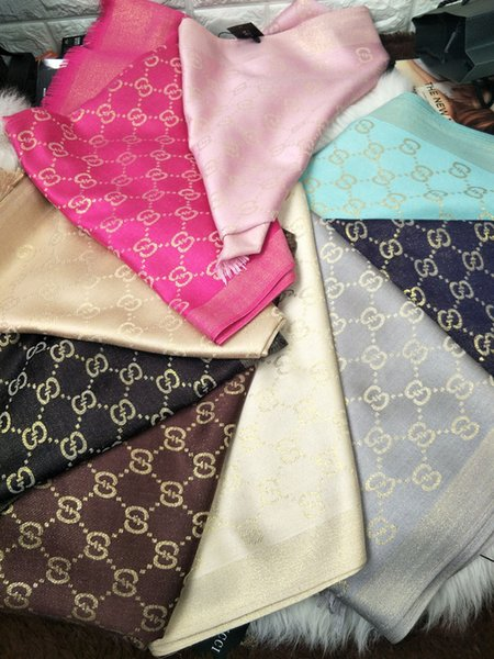 Top 100% Hot Pashmina Cashmere Solid Shawl Wrap Women Girls Ladies Scarf Soft Fringes Solid Scarf Wrap Shawl Pashmina Scarf 180x70cm
