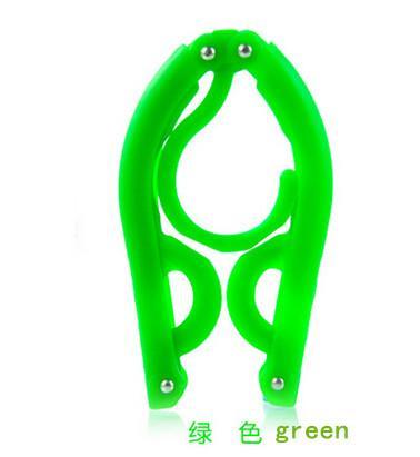 Hangers / green