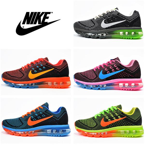 Nike Air Max Zoom Estructura 18 Hombres Mujeres Running Shoes 100% Original Zapatillas De Deporte Zapatos Baratos Walking Deportes Lunar 18 Envío