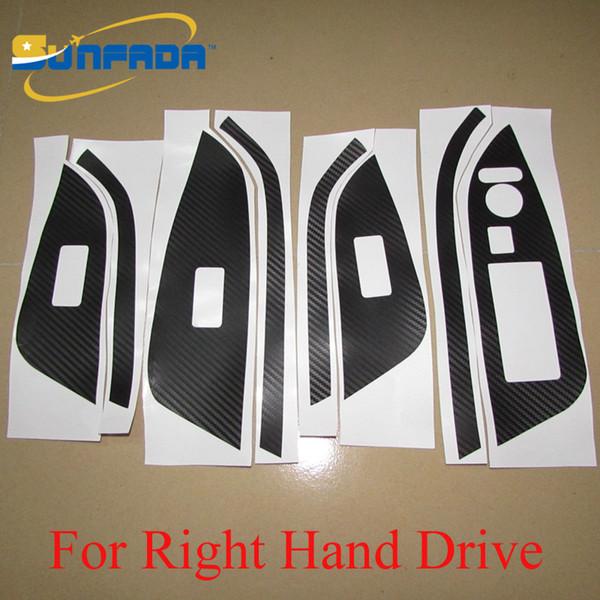 Для автомобилей с правосторонним управлением