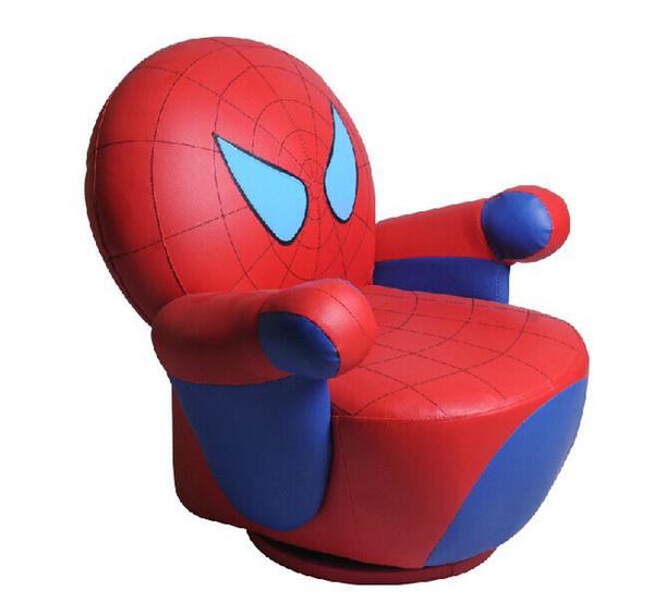 Marvelous 2019 Children Cartoon Superman Spider Man Sofa Swivel Simple And Modern Living Room Sofa Ems From Anna6789 1105 53 Dhgate Com Evergreenethics Interior Chair Design Evergreenethicsorg