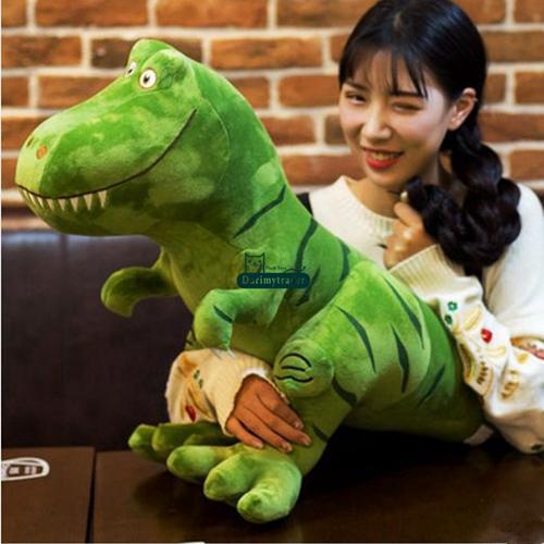 100cm Green Dinosaur