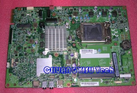 Carte d'équipement industriel pour carte mère d'origine S710 S760, PIB65F / Tahoe MB 10086-1M 48.3ET04.01M, 03T9013,11201938, H61