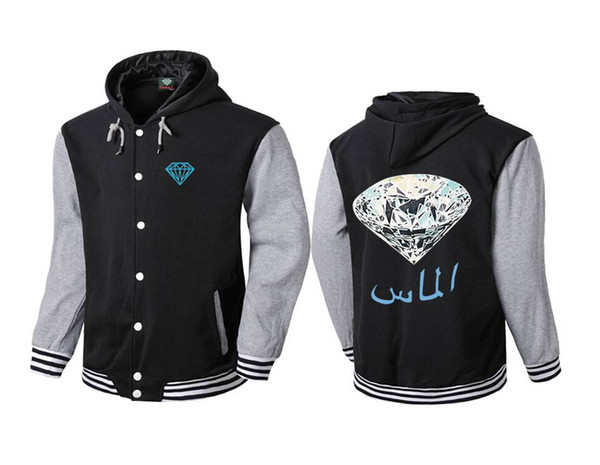 2019 Diamond Supply Hoodie For Men Diamonds Hoodies Hip Hop Hoody Brand New 2016 Sweatshirt Men'S Clothes Pullover From Zenan, $25.39 | DHgate.Com