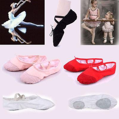 Dance Girl Ballet Dance Shoes For Girls Ladies Anti-Slip Soft And Comfortable 5 Colors Ballet Dance Shoes Children Shoes Girls Dance shoes