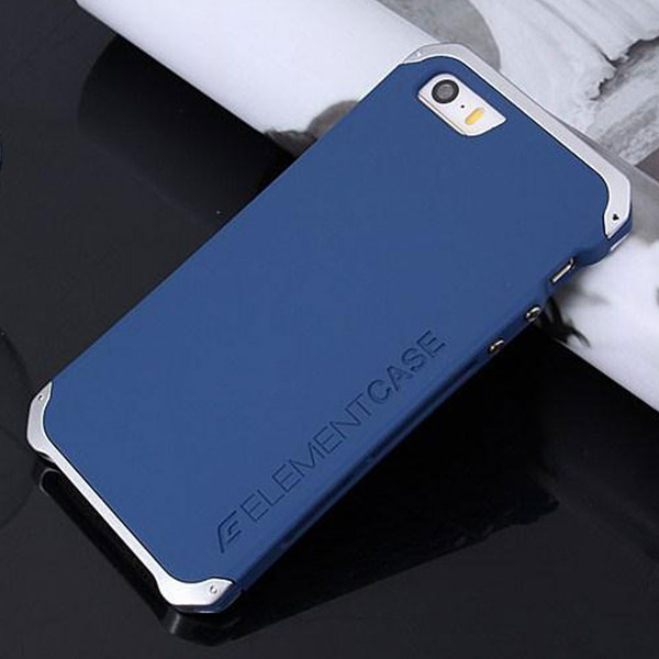 2018 Luxury Fashion Metal Mobile Phone Bag For Iphone 5 5s Unbreak Scratch Resistant Cell Phone Case For Iphone 5se Cover Cell Phone Case