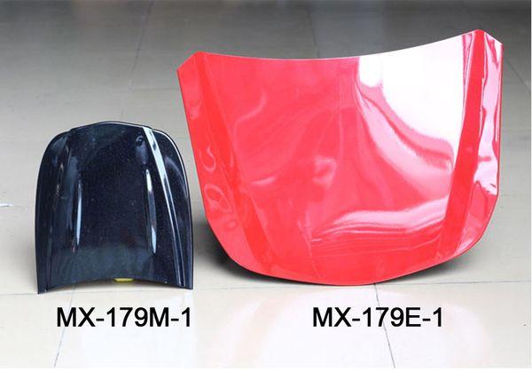 Metal car speed shape 55*41cm car bonnet painted hood for Auto glass coating display MX-179E-1 4colors 5pcs/lot