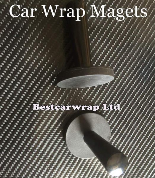 2 pz Magnet Holder / 4 pcs 3M Squeegee e 1 pz Knifeless tape Per Car Wrap Styling Veicoli Grafica accessori auto