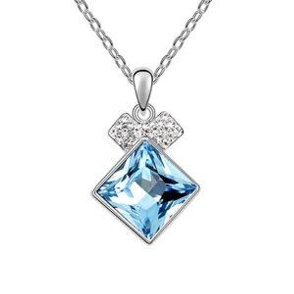 Collar de cristal austriaco - Love Midsummer-colors