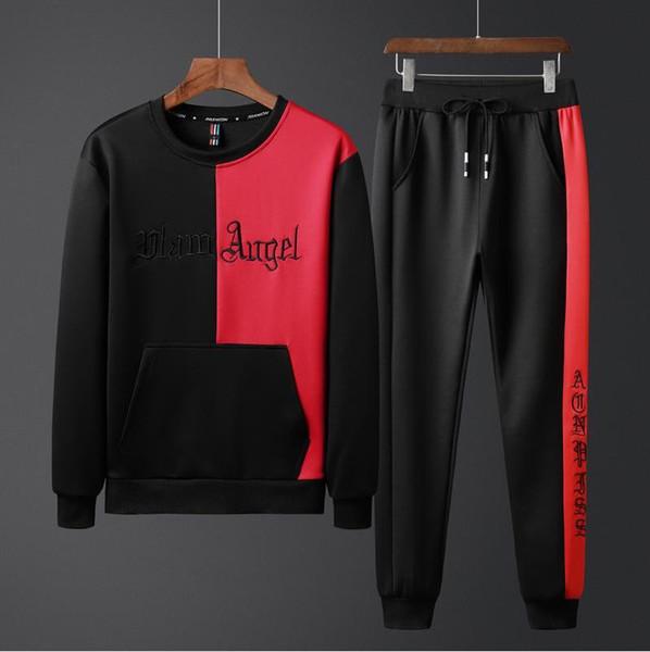 Erkek tasarımcı eşofman Hoodies takım elbise yeni Erkek Sportwear Erkek Tasarımcı Hoodies Lüks tasarım takım elbise M-4XL moda lüks ...