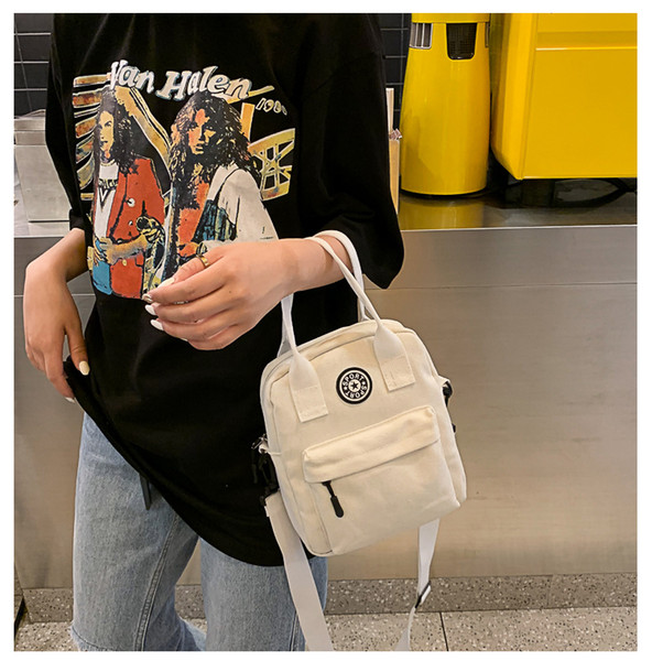 5pcs white Crossbody Bags for Sale Solid white Cross Body Hipster white Style bags for Teenagers Wholesale Purses
