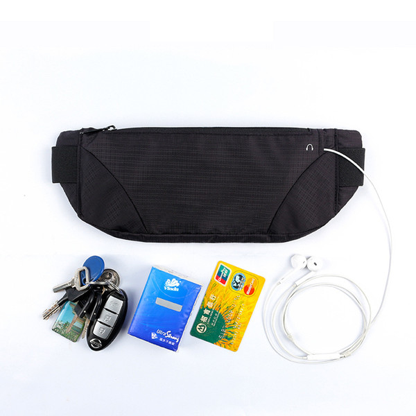 Sports Pouch Running Waist Bag Mobile Phone Case Pocket Jogging Portable Waterproof Cycling Bum Bag Outdoor Phone Anti-theft Pack Belt Bags