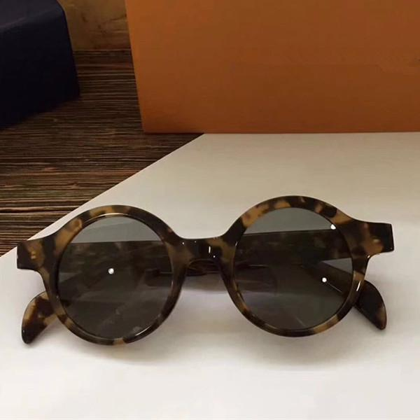 Moda Pop Vintage Supre 0990 Güneş Gözlüğü Erkek Giyim Kadın Marka Tasarımcı Güneş Gözlüğü Parlak Altın Yaz Stil Lazer Işareti ile Yaldızlı Durumda