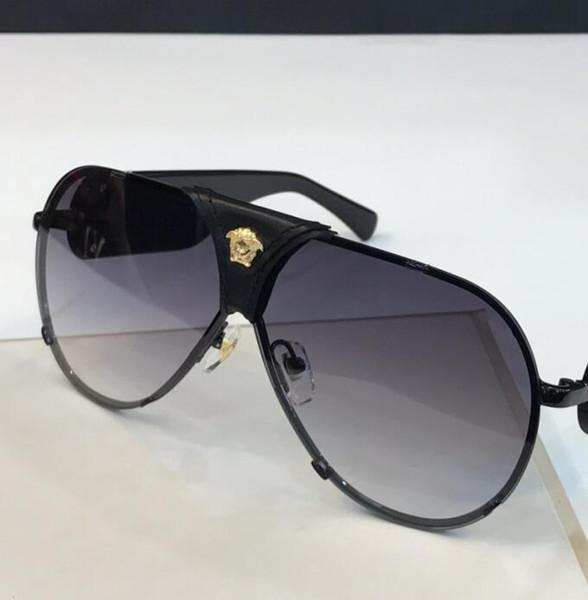 Tasarımcı erkekler kadınlar için güneş gözlüğü erkekler için güneş gözlüğü güneş gözlükleri kadın erkek tasarımcı gözlük erkek güneş gözlüğü óculos de uv400 lens 2208 s