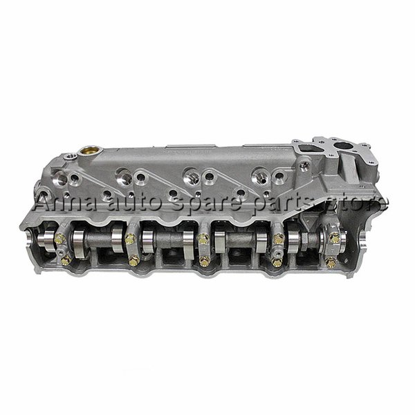 best selling 4M40T 4M40-T ME202620 ME193804 AMC908614 Complete Cylinder Head Assembly ASSY for Mitsubishi Pajero Montero GLX GLS Canter 2.8TD 8V 1994-