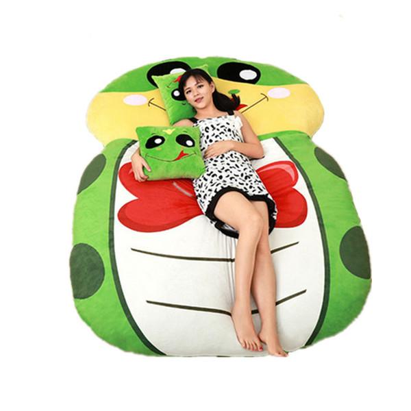 Sensational 2019 Dorimytrader Cute Animal Snake Bed Giant Soft Plush Beanbag Bed Tatami Sofa Mattress Carpet For Baby Gift Dy60846 From Dorimytrader 180 08 Creativecarmelina Interior Chair Design Creativecarmelinacom