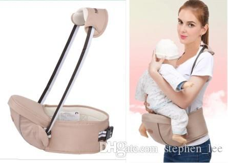 2017 Vente Chaude Nouveau Design Infant Toddler Ergonomique Porte-Bébé Avec Hipseat Pour Bébé Infant Toddler Enfants 0-36 M