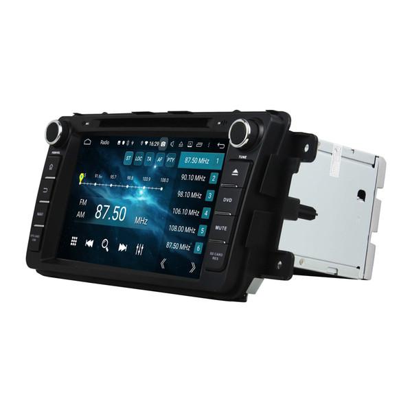 "4GB RAM 64GB ROM Octa Core 2 din 8""Android 9.0 Car DVD Multimedia Head Unit for Mazda CX-9 CX9 2010-2015 Car Radio GPS WIFI Bluetooth 4.2"