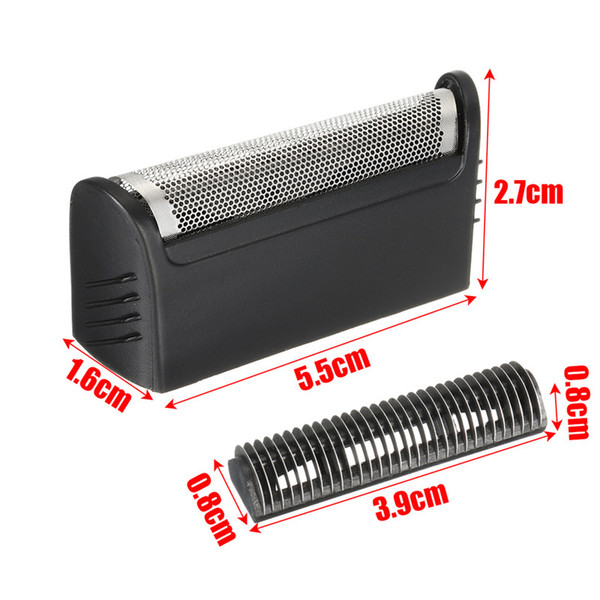 New Shaver Replacement Foil+Cutter Head For Braun 1000 2000 105 150 155 Series Men Daily Use Shaver Razor Accessories Set