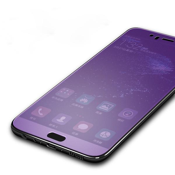 Huawei P30 film in acciaio p20pro schermo intero copertura completa anti-impronte digitali P10 anti-blu p10plus macinazione luce viola alta qualità
