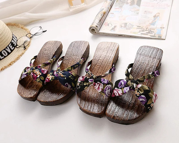 best selling Hot Sale-Japan 2018 new clogs for clogs ladies with deodorant slippers