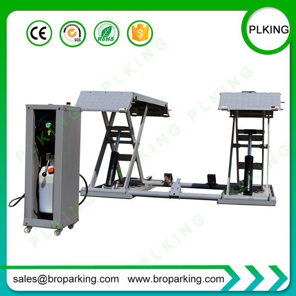 PLKING Brand Car Service Scissor Lift Auto Shop Equipment
