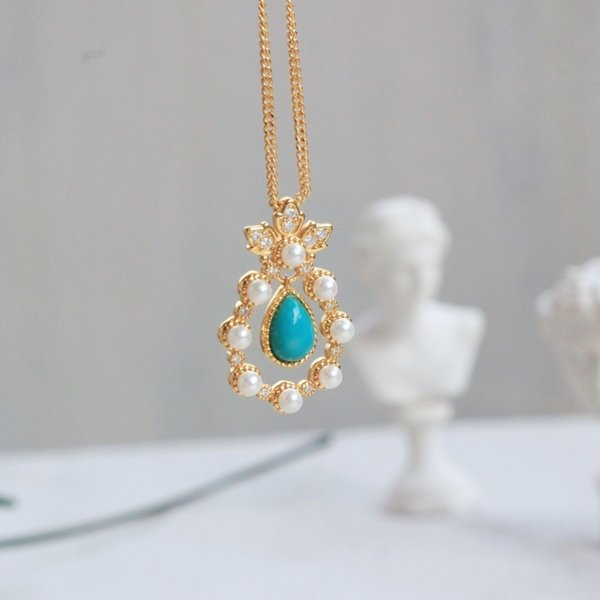 The new glamour fashion druzy jewelry wild goddess for women sterling silver pendant necklaces woman locket designs