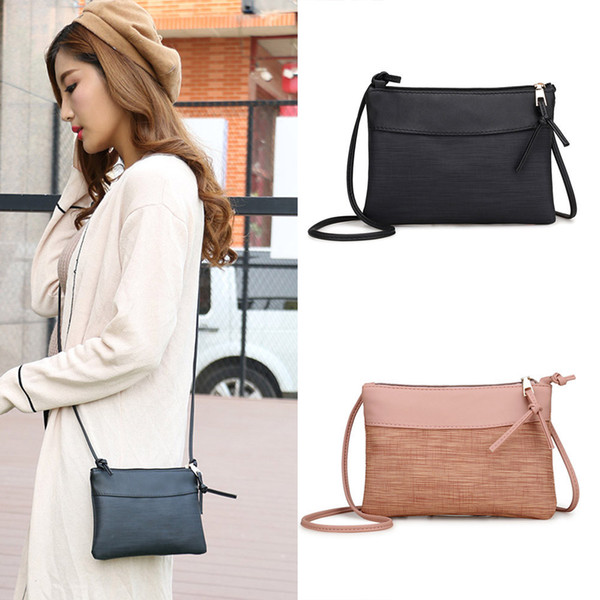 Cheap PU Leather Women Shoulder Bags Female Purse and Handbags Girls Children Mini Cross-body Bag Vintage Small Mini Flap Bolsos