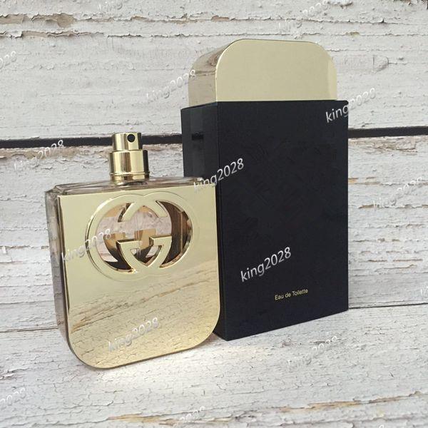 Nuovo profumo per le donne 75ml Profumi Profumi Incenso Profumo EDT Lady Marchio Fragranza nuova Vendita calda
