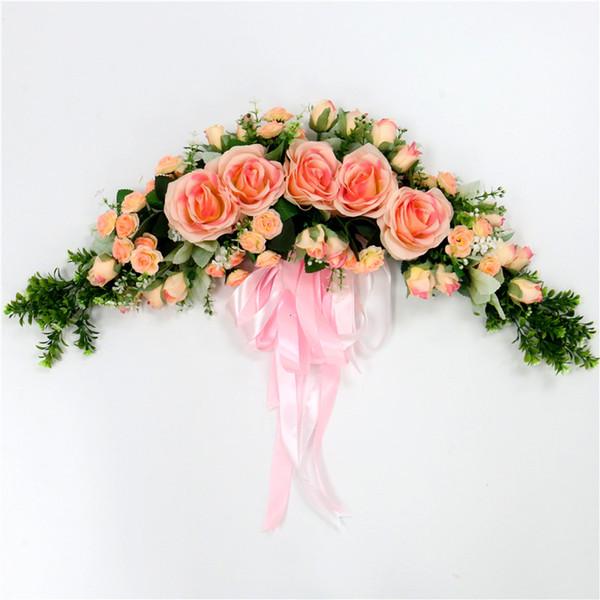 C Rose rosa