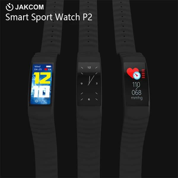JAKCOM P2 Smart Watch Hot Sale in Smart Wristbands like sport camera cctv camera 5mp mic stand