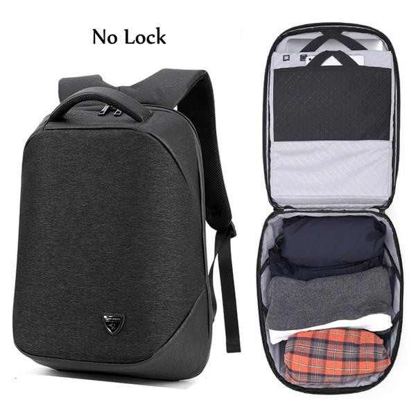 no lock black