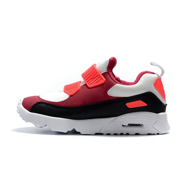 Kids Sneakers Presto 90 II Children Sports Orthopedic Youth Kids trainers Infant Girls Boys Outdoor shoes 10 Colors Size 28-35