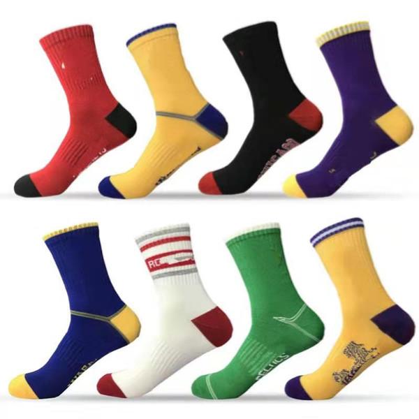 Çorap Kaymaz Basketbol Çorap Nefes Ve omfortable Running Tüp Erkekler Takım Sporları Eğitimi Yeni Doğa Sporları Çorap