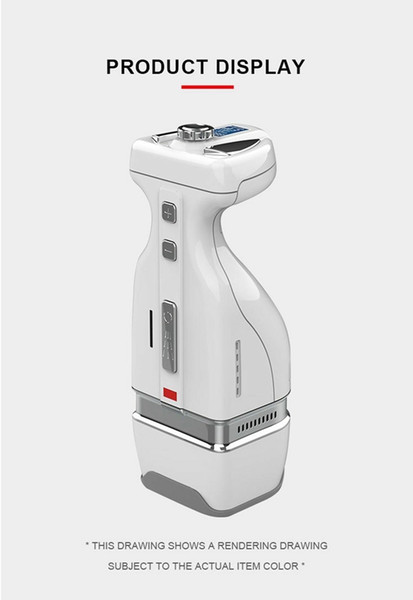 2019 New arrival !!! Hello body homeuse slimming machine portable hifu two depth unconsumables technology effective cellulite reduce product