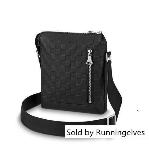 Apollo Bb N42418 Homens Messenger Bags Shoulder Belt Bag Totes Portfolio Pastas Duffle da bagagem