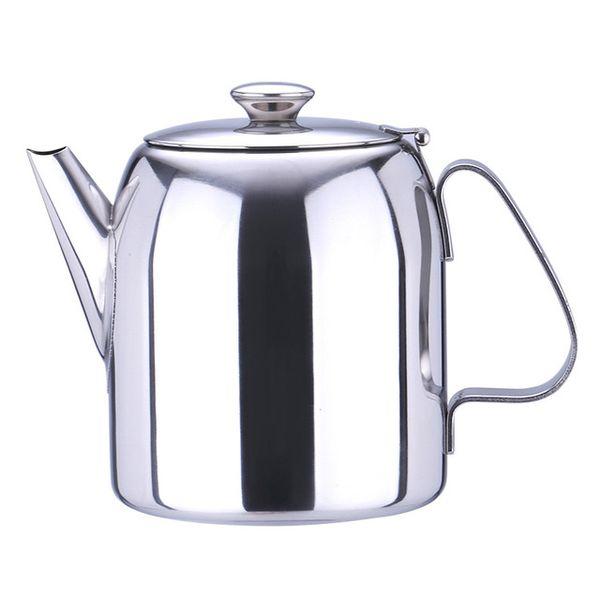 Théière en acier inoxydable pour thé en vrac et Sachets de thé avec infuseur Petit thé Bouilloire de la Chine