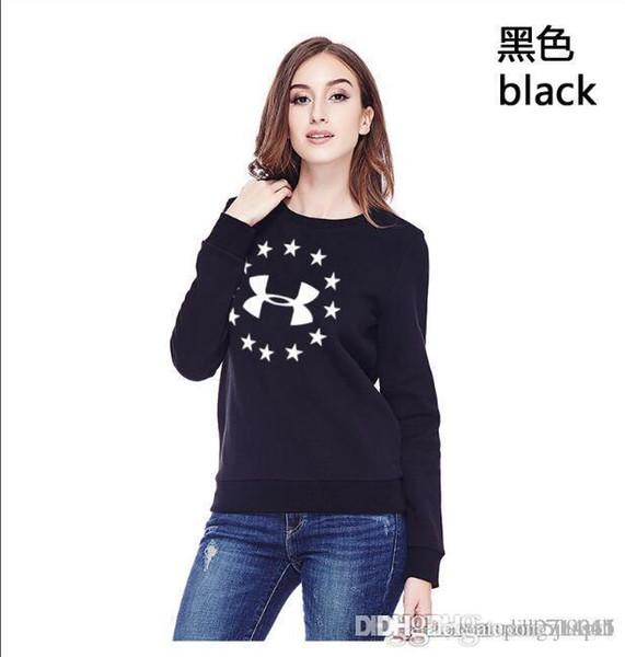 Женская весна и осень новые футболки с длинными рукавами ранней осенью корейской версии куртки осень круглый свитер с воротником-головкой