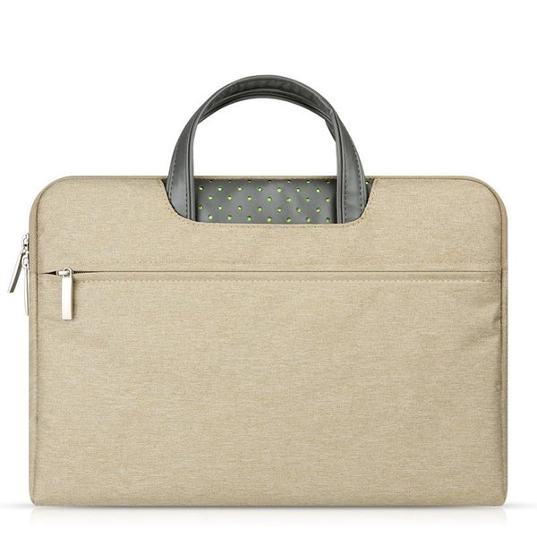 Happy Shockproof handbag Sleeve Case for Macbook air pro11/12/13.3/15 Bag Pouch Cover Laptop Cases & Backpack