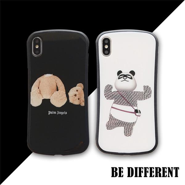Etui Coque Dessin Animé Coque Pour iPhone 7 8 Plus XR XS MAX 6 6S Plus X Pour iPhone 8 7 Plus